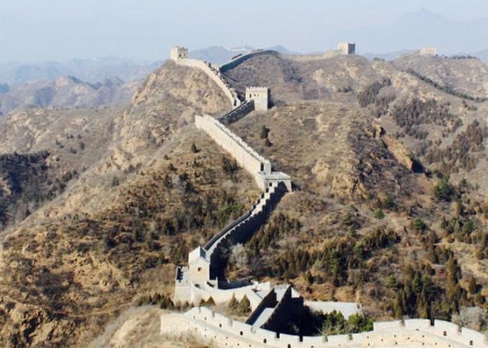 Quarantena e viaggi virtuali: Grande Muraglia Cinese